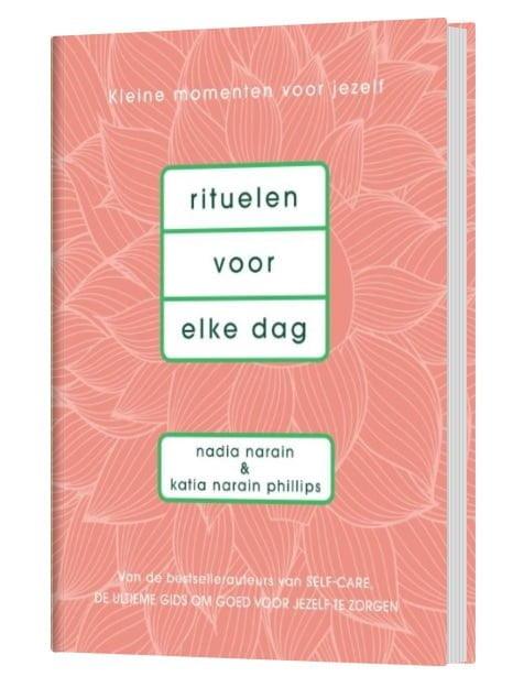 Rituelen voor elke dag - zensitivty.nl - boekentip