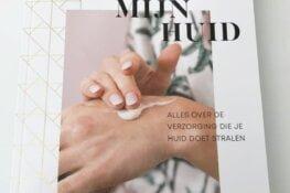 mijn huid - boekentip - zensitivity.nl - huidverzorging - huidtype