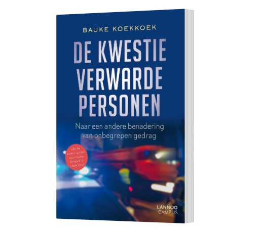 Boek, De Kwestie Verwarde Personen,zensitivity.nl,zensitivity.business.site,boeken tip,bauke koekkoek