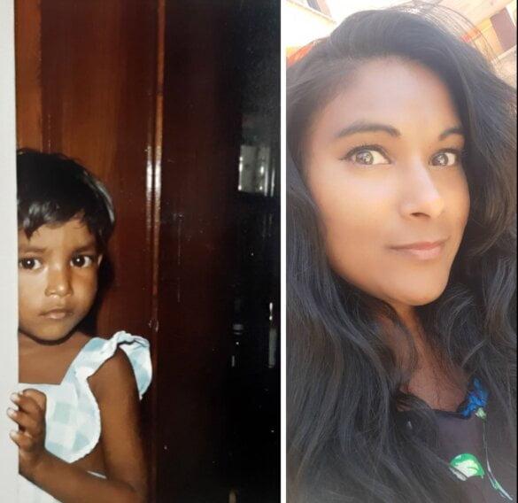 Nangi Was Een Kleuter Toen Zij Afgestaan Werd Ter Adoptie