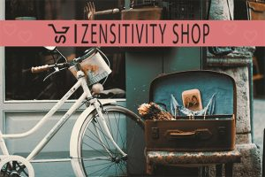 Zensitivity Online webshop