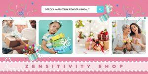 zensitivity cadeau shop- cadeau winkel-online cadeau kopen